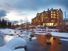 Westin Resort & Spa - Avon (Beaver Creek, Colorado)!
