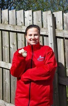 Chloe Wins Gold