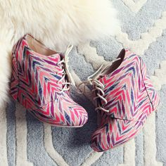 Feather & Arrow Booties: Alternate View #4