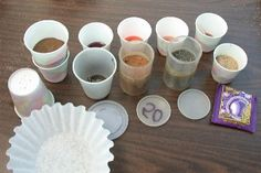 Soil as a filter. Enjoy this ready to use lesson plan. Ideas for all ages.