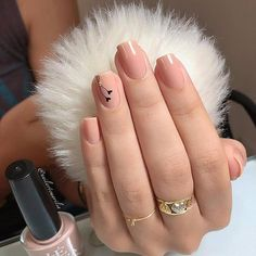 [New] The 10 Best Home Decor (with Pictures) – Repost Esma… - Best Trend Nails Subtle Nails, Neutral Nails, Nude Nails, Pink Nails, Gel Nails, Manicure And Pedicure, Nail Nail, Chic Nails, Classy Nails