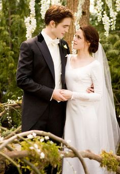 edward cullen bella swan wedding