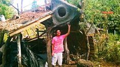 Casita de las esculturas - sculptures' little house