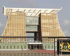 Golden Jubilee House Presidential Complex Accra Ghana