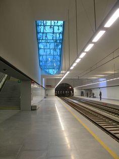 Eduardo Souto De Moura, Luis Ferreira Alves · Metro do Porto · Divisare