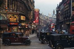 London in the 1940's