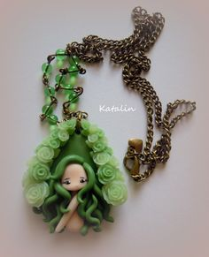 Kawaii FIMO nixie by Katalin Handmade (2013)