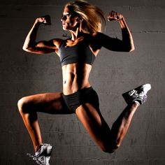 Super woman! exercise-and-diet-inspiration