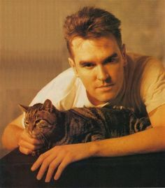 Morrissey ― photo by Lawrence Watson.