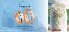 El Arte de Ammar ♥   Argollas de Matrimonio Oro & Platino / Anillos de Compromiso Platino & Diamante... Feliz Víspera de Navidad... #navidad #momentos #lunes #tbt #joyería #diciembre #amor