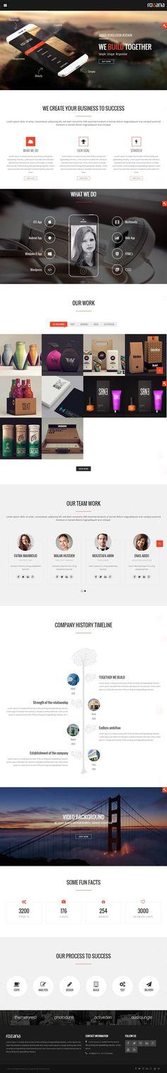 Rozana – Responsive MultiPurpose WordPress Theme #html5wordpressthemes #responsivewordpressthemes #wordpressthemes