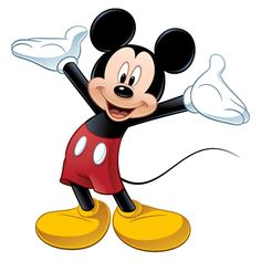 Have to have it. Mickey and Friends - Mickey Mouse Peel and Stick Giant Wall Decal $22.99