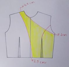 Amazing Sewing Patterns Clone Your Clothes Ideas. Enchanting Sewing Patterns Clone Your Clothes Ideas. Sewing Patterns For Kids, Dress Sewing Patterns, Blouse Patterns, Clothing Patterns, Pattern Cutting, Pattern Making, Blouse Tutorial, Sewing Collars, Sewing Blouses