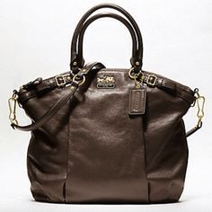 I have this bag, and it's the best Coach I've ever had. It is so amazing and I love it a ton, I use it everyday!! The perfect carry-all.