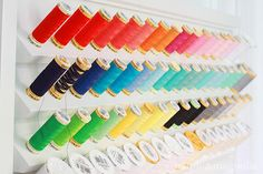 Colourful Open Sewing Studio