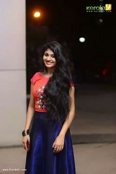 bd5ae1c191 Indian Long Frocks, Megha Akash, Traditional Skirts, Girl Fashion Style,  Hot Actresses