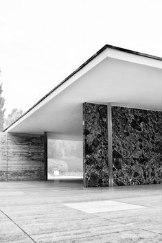 archilovers: Barcelona Pavilion by Ludwig Mies van der...