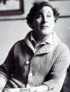 """Celebrating Marc Chagall  """"Only love interests me, and I am only in contact with things that revolve around love.""""   - Marc Chagall    Happy Birthday Marc Chagall! The renowned French painter was born on this day in 1887."""
