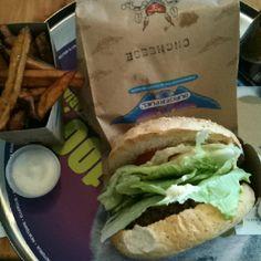 Burger Fuel!!