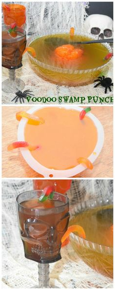 punch drink for your Halloween party? Check out this Voodoo Swamp ...