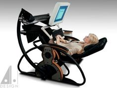 recliner workstation - Google Search