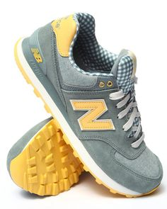 New! The 574 Picnic Pack sneakers by New Balance <3
