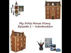 My Dolls House Diary - Episode 1 - Introduction - YouTube