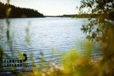 Jeesiöjoki river in Sodankylä, Finnish Lapland. Photo by Jani Kärppä. #filmlapland #arcticshooting #finlandlapland