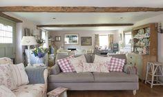 Shabby and Charme: Un romantico cottage nel Surrey