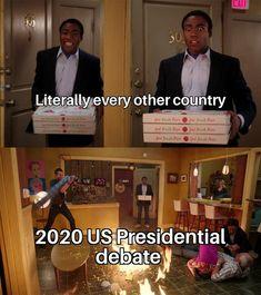 Funny Political Memes, Stupid Funny Memes, Funny Relatable Memes, Funny Election Memes, Best Memes, Dankest Memes, Memes Humour, Life Memes, Conservative Humor