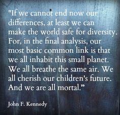 JFK 50th Anniversary: Memories of John F. Kennedy