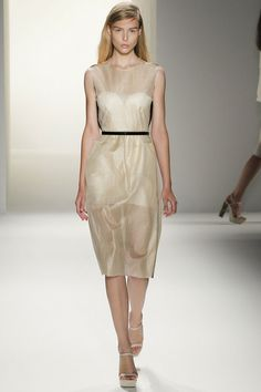 Calvin Klein Collection Spring 2013 Ready-to-Wear Collection Slideshow on Style.com