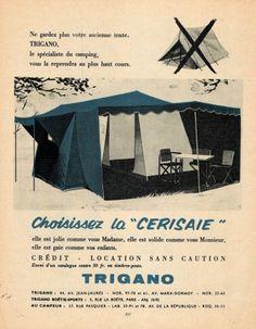 """""""elle est jolie comme vous madame..."""" #trigano #camping"""