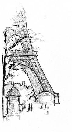 Tour Eiffel 1900 - magazine Stop arnaques