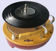 Amusette (1957) Record Player