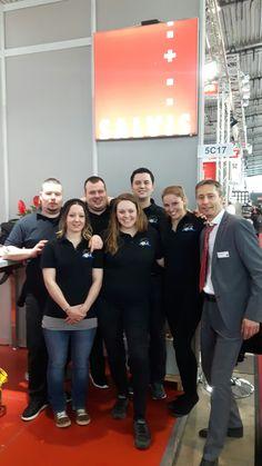 Kochkunst-Team des Cercle Luzern zu Besuch!