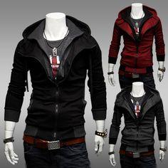 Punk Gothic Assassin/'s Creed 3 Black Flag collar logotipo de la asesinos Bioworld