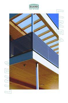 Unser LINEA als Balkongeländer! Nicht nur als Gartenzaun überzeugt das moderne Design, auch als Balkongeländer sticht LINEA aus der Masse heraus. Die trendigen Querlatten setzen moderne Akzente und machen euren Balkon zum echten Hingucker.