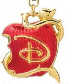 Disney's Descendants Gold Colored Keychain With Bitten Apple Charm Disney http://www.amazon.com/dp/B015JNG7KO/ref=cm_sw_r_pi_dp_2QTJwb0HQY5XP