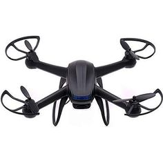 Morovan Night Hawk DM007W 2.4Ghz 4CH 6 Axis Gyro Black Mini RC Quadcopter Real Time WIFI FPV 0.3MP HD Camera.