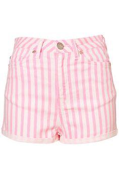 Top Shop high waist shorts.