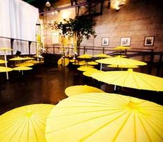 .Umbrella decor.            t