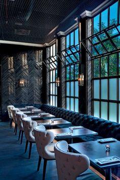 Restaurant Lighting and Design | Commercial Lighting | http://citylightingproducts.blogspot.com/