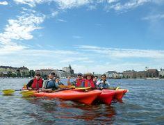 Natura Viva (kayak trip) - Helsinki, Finland