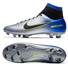 Nike Neymar Mercurial Victory VI DF FG Soccer Shoes (Chrome): https://www.soccerevolution.com/store/products/NIK_10941_F.php
