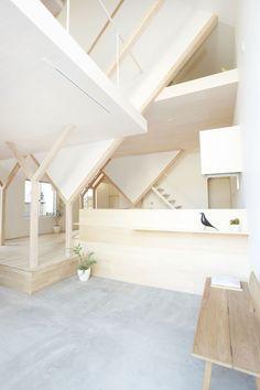Casa H,© Fumihiko Ikemoto