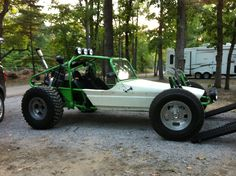 """Sand rail : (noun) , a street legal go cart for adults. Also see """"money pit"""""""