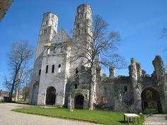 L'Abbaye de Jumieges