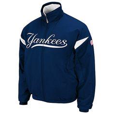New York Yankees Authentic Triple Peak Premier Jacket. Gift from @Mastercard Priceless New York.