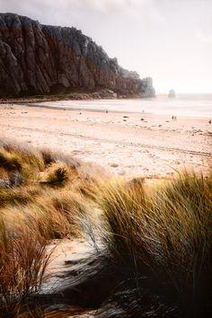 windblown beaches
